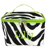 Zebra Case with Lime Trim #ZEB277-LIME