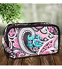 Flower Swirl Travel Bag #CB12-1005