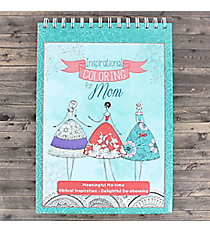 Inspirational Coloring for Mom #CLR011