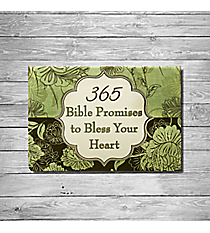 365 Bible Promises to Bless Your Heart Pocket Book #DL001
