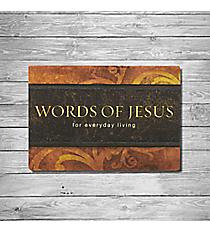 Words of Jesus For Everyday Living Pocket Book #DL002