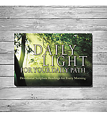 Daily Light For Your Daily Path Pocket Book #DL004