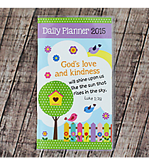 Luke 1:78 Daily Planner 2015 #DP270