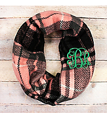 Autumn Nights Infinity Scarf, Pink #EASC8457-PK
