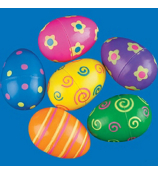 Six Dozen Bright Easter Eggs #37/2