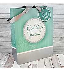 God Bless Your Special Day Medium Gift Bag #GBA124
