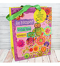 Be Blessed Today and Always Medium Gift Bag #GBA140edium Gift Bag #GBA137