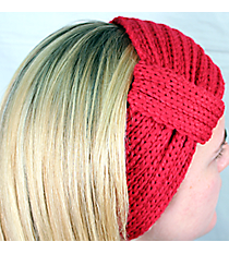 Rose Knit Headwrap #HB1976-ROSE