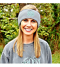 One Fleece Lined Headwrap #HB1985 *Choose Your Color