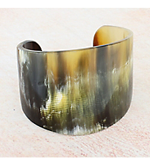 Brushed Brown Cuff Bracelet #JB5246-BR