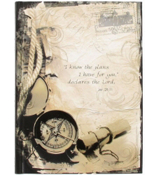 Jeremiah 29:11 Hardcover Journal #JBB022
