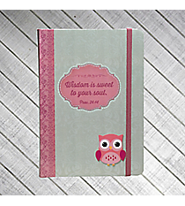 Proverbs 24:14 Hardcover Journal #JBB045