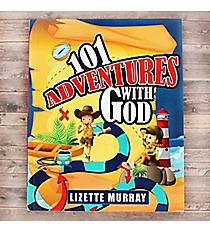101 Adventures with God #KDS528