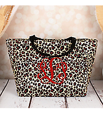 Leopard Insulated Lunch Bag #LB103-168