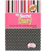 Little Miss Grace My Secret Diary #LMG003
