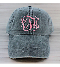 Washed Dusk Baseball Cap #LP101
