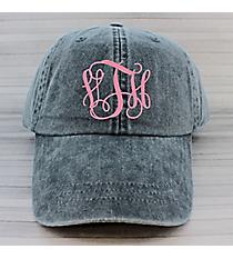 Washed Dusk Baseball Cap #LP101