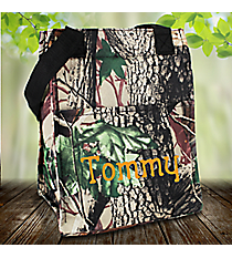 Camo Insulated Lunch Tote #LT11-703