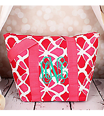Petals in Pink Insulated Lunch Bag #LT15-1348-P