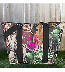 Camo Insulated Lunch Bag #LT15-703