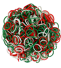 500 Christmas Refill Loops #13650320