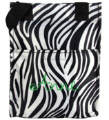 Zebra Insulated Lunch Tote #LT11-2006