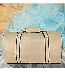 Khaki Juco Duffle Bag #MA632-KHAKI