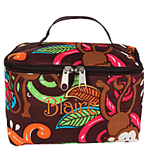 Monkey Island Case with Brown Trim #MON277-BROWN