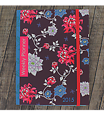 Psalm 118:24 Floral 2015 Weekly Planner #MYD039
