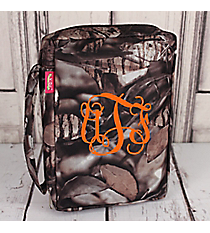 BNB Natural Camo Bible Cover #N819-BROWN