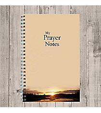 My Prayer Notes Wirebound Notebook #NB002