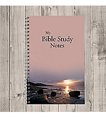 My Bible Study Notes Wirebound Notebook #NB005