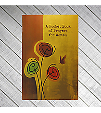 """A Pocket Book of Prayers for Women"" Book #PB006"