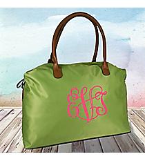 Lime Weekender Bag #R803-LIME