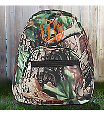 Camo Small Backpack #SBP-703