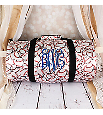 Baseball Roll Duffle Bag #SD-3055