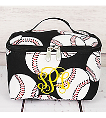 Baseball Case with Black Trim #SKQ277-BLACK