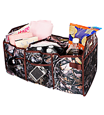 BNB Natural Camo Utility Storage Tote with Insulated Bag #SN516-BROWN