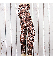 BNB Natural Camo Leggings #SN724-MULTI