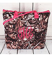 Quilted BNB Natural Camo Shoulder Bag #SNQ1515-HPINK