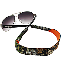 Mossy Oak with Orange Sunglass/Eyeglass Strap #STRP-MOO