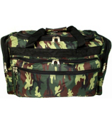 """Camouflage 22"""" Duffle Bag #T22-513"""