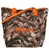 Quilted BNB Natural Camo Shoulder Bag #SNQ1515-ORANGE