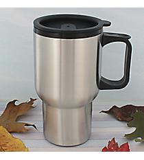 Stainless Steel 15 oz. Travel Mug #WYCT615P