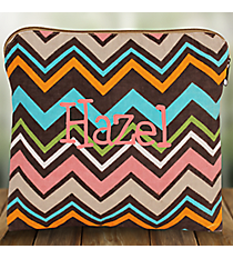 Multi-Color Lindy Chevron Tablet Case #34339