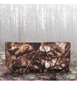BNB Natural Camo Quilted Wallet #SNQ777-MULTI