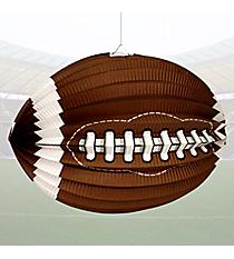 Football Lantern Centerpiece #3/3121