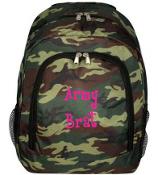 Camo Backpack #BP5016-513