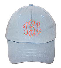 Baby Blue Ladies Cap