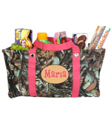 BNB Natural Camo Collapsible Haul-It-All Utility Basket #SN401-BROWN